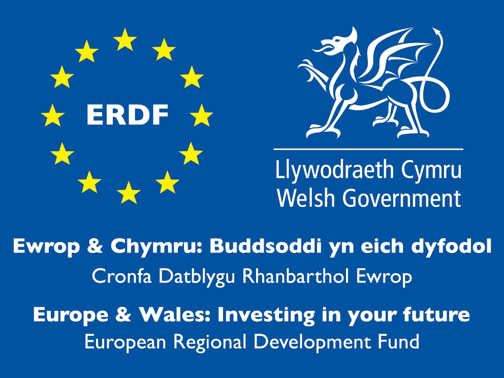 Europe & Wales - Investing in your Future
