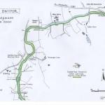 Afon Dwyfor Dolbenmaen Cefn Uchaf